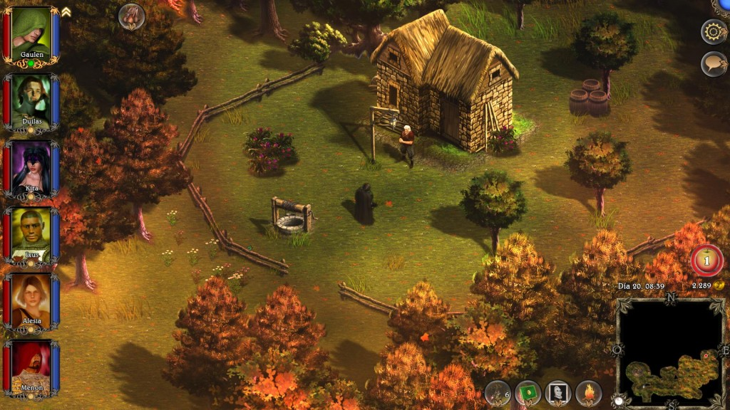 lords of xulima video game rpg strategy