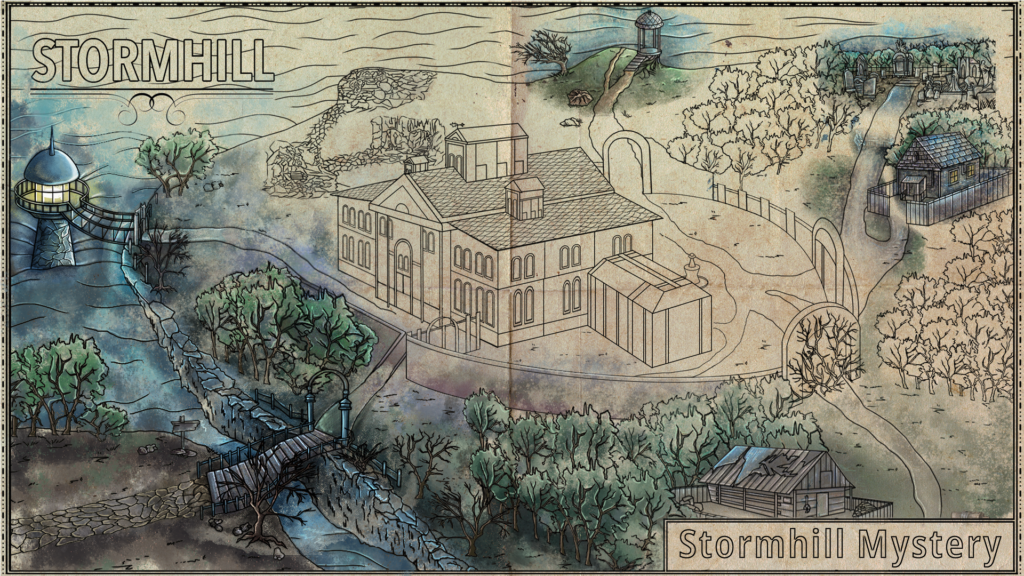 stormhill mystery family shadows video game puzzle