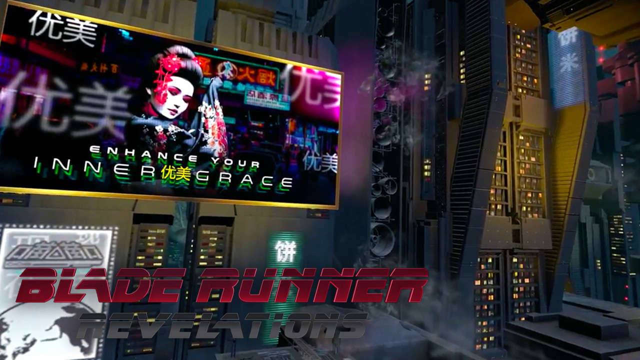 blade runner revelations video game rpg