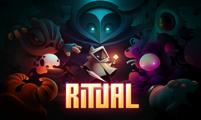 ritual hexage sorcerer angel action rpg videogame